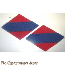 Formation patches 1st Canadian Army (felt)
