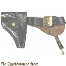 french grenadier belt and pistol holster
