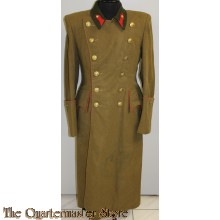 WW 2 Hungarian 2nd Lt Artillery great coat