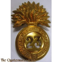 Victorian 23rd Foot (Royal Welsh Fusiliers) Glengarry Badge
