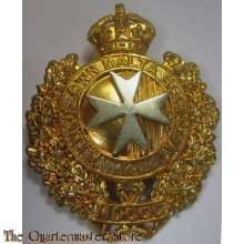 Cap badge The King's Own Malta Regiment