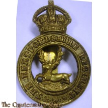 Cap badge Hertfordshire Regiment