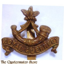 Cap badge Royal Guernsey Light Infantry