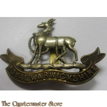 Cap badge Royal Warwickshire Regiment