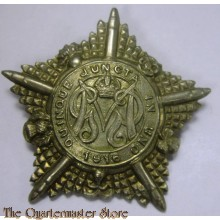 Cap badge The Guards Machine gun Regiment 4th Bat Foot Guards