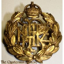 Cap badge WWII Royal New Zealand Air Force (RNZAF)