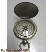 WWII US Army Air Force LONGINES-WITTNAUER Pocket field compass. Type K 1626-2,