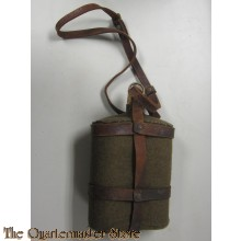 British WW2 canteen with M1903 leather harnass