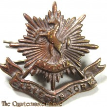 Cap badge Carleton York Regiment, 1st Canadian Infantry Division