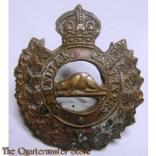 Collar badge Royal Engineers WW1