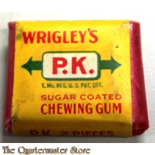 Gum, chewing Wrigley's (K-Ration)