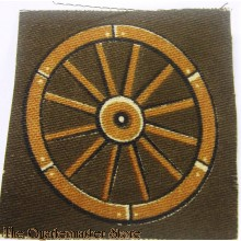 "Trade badge ""wheeler"" or wheelwright"