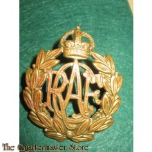 Cap badge Royal Canadian Air Force RAF WW2
