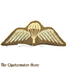 British WW2 paratrooper jumpwing