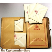 Canadian C.A.A. letter kit WW2