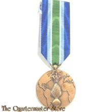 Marechaussee Medaille, voor langdurige operationele dienst