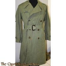 US ARMY Officer Trench Coat