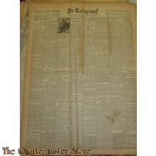 Krant de Telegraaf maandag 20 maart 1944