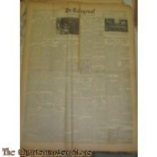 Krant de Telegraaf Donderdag 25 maart 1944