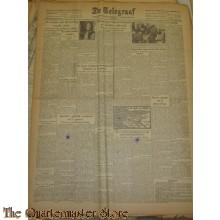 Krant de Telegraaf Vrijdag 24 maart 1944