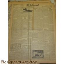 Krant de Telegraaf woensdag 29 maart 1944