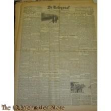 Krant de Telegraaf vrijdag 17 maart 1944