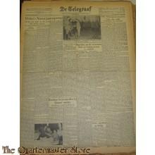 Krant de Telegraaf Maandag 3 jan 1944