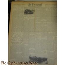 Krant de Telegraaf zaterdag 5 jan 1944