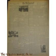 Krant de Telegraaf vrijdag 7 jan 1944