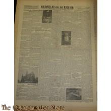 Nieuwsblad van het Noorden zaterdag  8 jan 1944