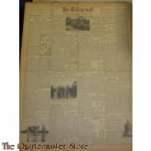 Krant de Telegraaf zaterdag 8 jan 1944