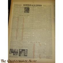 Nieuwsblad van het Noorden zaterdag  18 jan 1943
