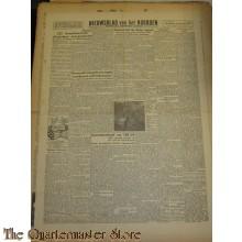Nieuwsblad van het Noorden woensdag  12 jan 1944