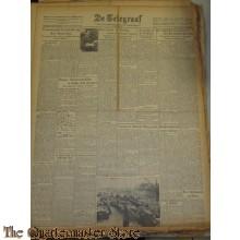 Krant de Telegraaf vrijdag 14 jan 1944