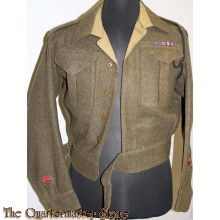 Battle dress blouse Queen's own Rifles