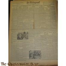 Krant de Telegraaf maandag 17 jan 1944