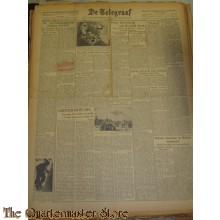 Krant de Telegraaf Donderdag 17 febr 1944