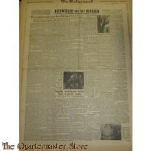 Nieuwsblad van het Noorden zaterdag 5 febr 1944