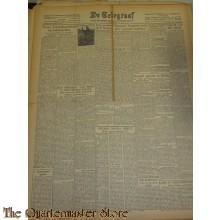 Krant de Telegraaf zaterdag 26 febr 1944