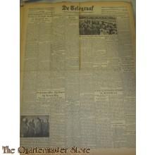 Krant de Telegraaf maandag 28 febr 1944