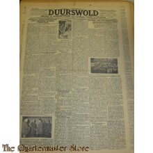 Krant Duurswold zaterdag 4 maart 1944