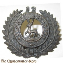Cap  badge, 12th (Nelson) Regiment