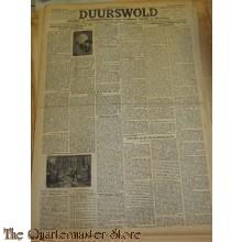 Krant Duurswold zaterdag 19 sept 1943