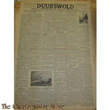 Krant Duurswold zaterdag 16 okt 1943