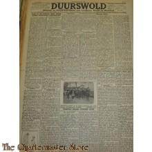 Krant Duurswold zaterdag 30 okt 1943