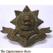 Cap badge 6th Bn (Hauraki) Royal New Zealand Infantry Regiment