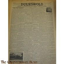 Krant Duurswold zaterdag 4 dec 1943