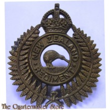 New Zealand Regiment KC, B Cap Badge.