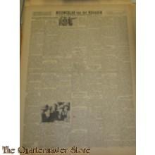 Krant Nieuwsblad van het Noorden woensdag 17 nov 1943