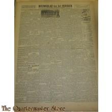 Krant Nieuwsblad van het Noorden vrijdag 19 nov 1943